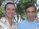 Noah St. John with Joe Sugarman