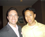 Noah St. John with Jim Kwik