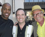 Noah St. John with Kevin Frazier and Pat O'Brien