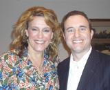Noah St. John with Loral Langemeier