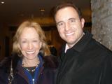Noah St. John with Doris Kearns Goodwin