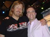 Noah St. John with Frank Kern