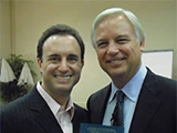 Noah St. John with Jack Canfield