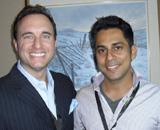 Noah St. John with Vishen Lakhiani